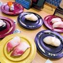 Best Conveyor Belt Sushi