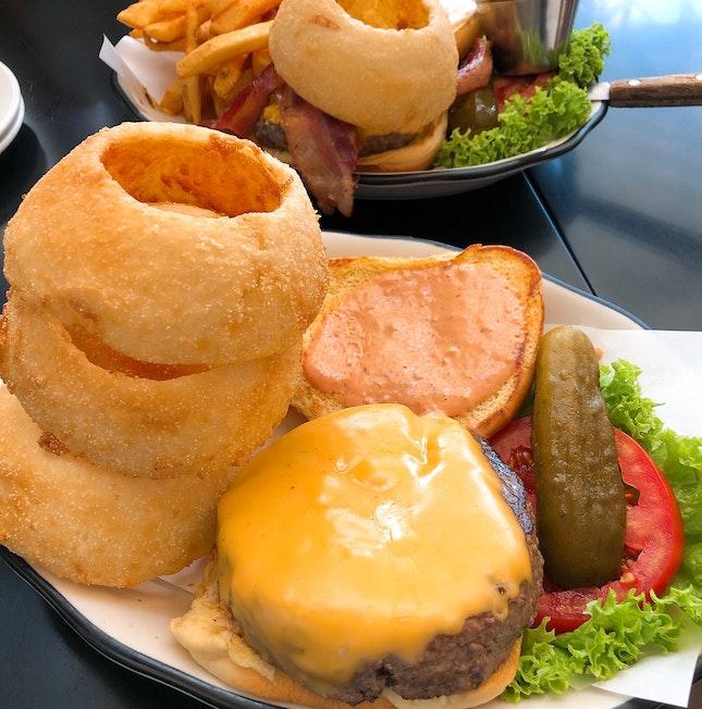 Texan Burger $25