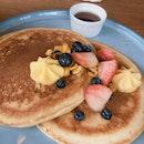 Highland Pancake $12