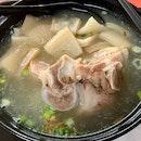 Monan - Pork Soup