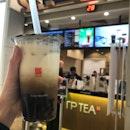 Tie Guan Yin Tea Latte ($4.60)