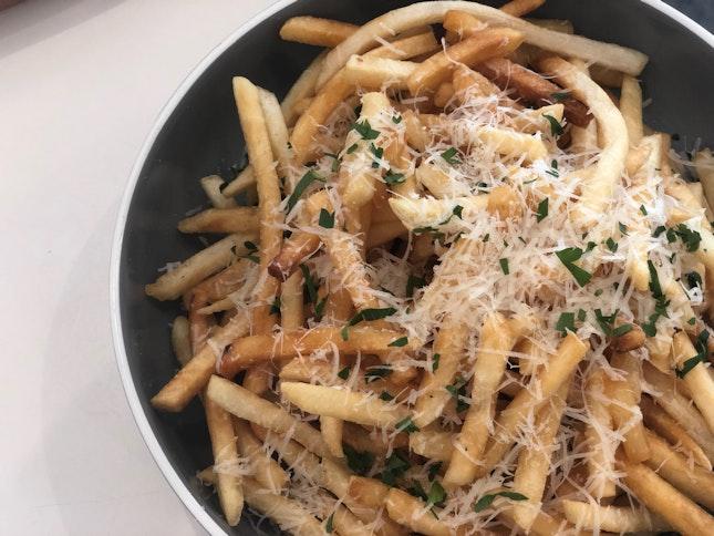 Truffle Fries ($11)