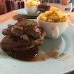 Steak + Truffle Fries ($13)