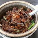 Claypot rice in a Wantan Mee shop for Easties?