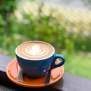 Wet Monday morning and a hot coffee is all we need to start the day right!