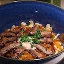 Truffle beef hot fun?