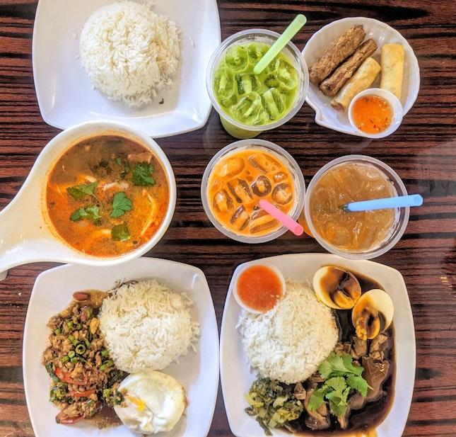 Good Affordable Thai Food
