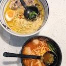 An Average Bowl Of Noodle
