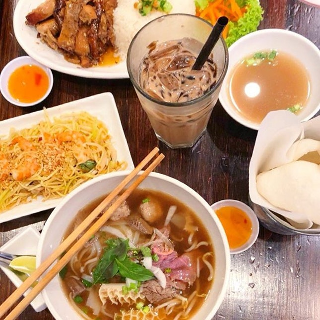 It's my second time visiting Pho Street and personally I feel that it is worthwhile to visit this traditional vietnamese street cuisine eatery.