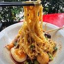 Signature Abalone Noodles