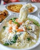 White Restaurant - The Original Sembawang White Beehoon (Sun Plaza)
