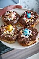 Doughnut shack