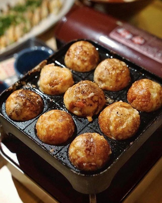Kushikatsu Tanaka famous for their Osaka-style crisp-fried skewer.