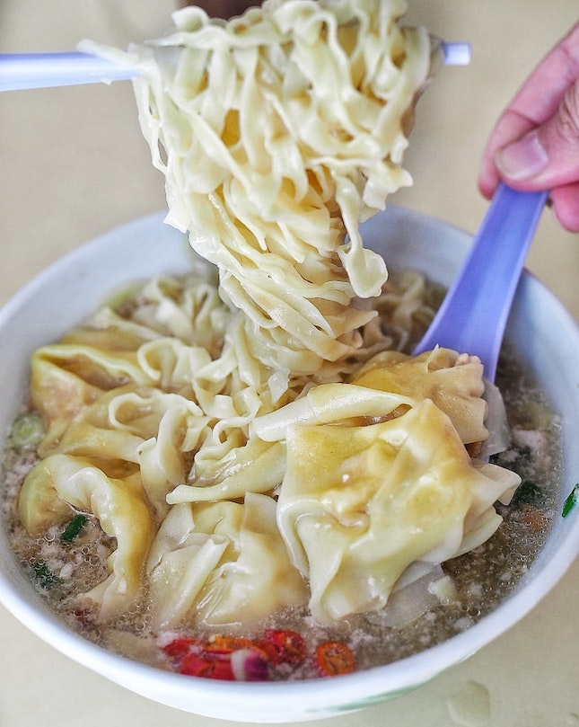 58 Minced Meat Noodles