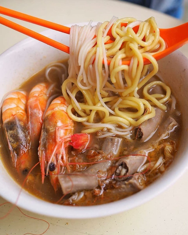 Another Prawn Noodle that been on my list for many months and finally i tried it