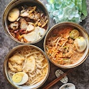 [Giveaway] @huphup.co,located at circuit road food market centre, famous for their mee siam for more than 30 years!