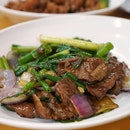 Beside the Hor fun, me and my family enjoyed the Stir Fried Beef with Spring Onions more than The Big Prawn Bee Hoon.