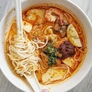 Finally I able to try Laksa from Ye Lai Xiang Laksa after 2 times visiting. I guess third time is the charm.