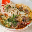 Sungai Road Laksa is one of the Laksa stall that I will come back for their laksa.