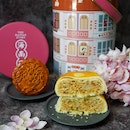 The Hainan Story launched their first-ever series of mooncakes,with highlights unconventionally Hainanese flavours like Kopi Walnut and Salted Mixed Nuts.