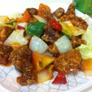 Sweet & Sour Pork!
