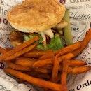 Under $20 Burger