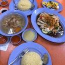 Delicious Boneless Chicken Rice