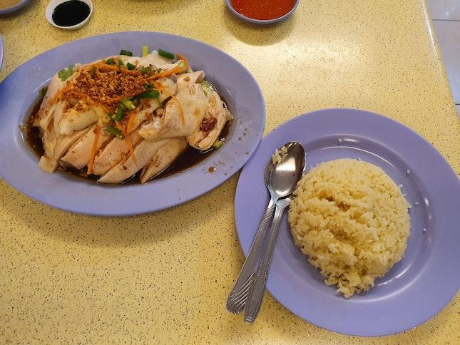 Half Chicken Set