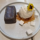 Yam Lava Cake