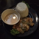 Buttermilk Prawn Rice