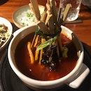 Fortune Skewer In Szechuan Pepper Broth