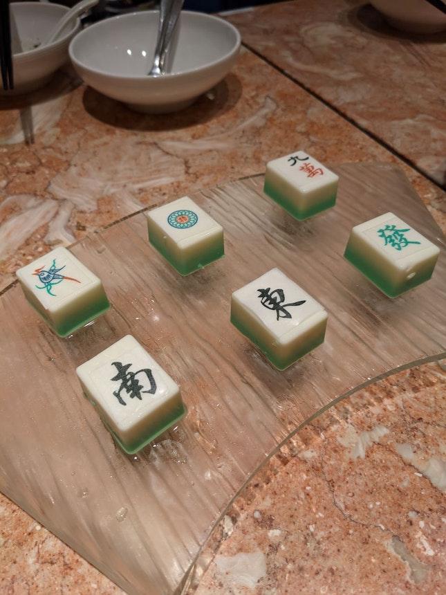 Mahjong Tile Agar