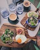 Croque madame meets sourdough 🤙🏼 #sgfood #burpple