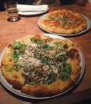 Umami Bomb ($29) and Pig's Head Pepperoni ($34)