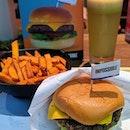 🍔 Omakase X Impossible Burger.