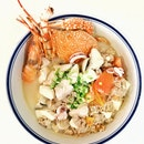 Wholesome Seafood Soup