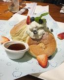 Fluffiest pancakes I've ever eaten!