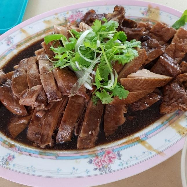 Braised Duck (Half Portion) @ Shui Kee Chicken Rice
