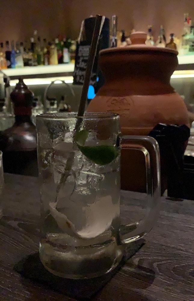 Gin & Coconut