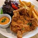 Har Jiong Chicken Chop