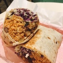Chico's Blackened Chicken Burrito