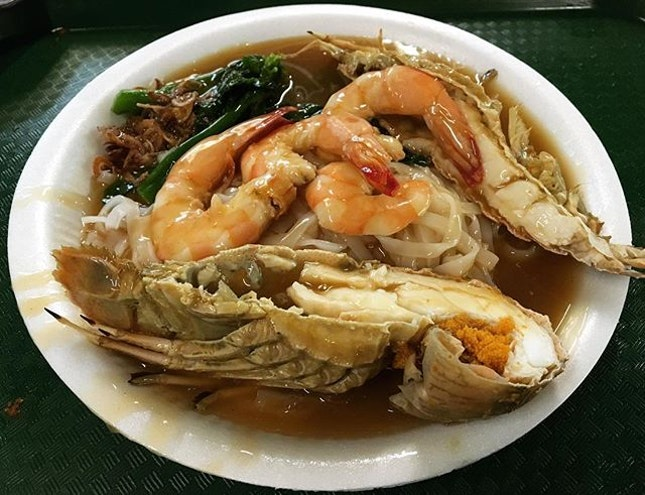 Famous Crayfish Hor Fun