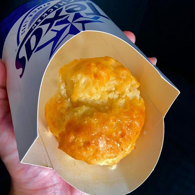 Honey Butter Biscuit $1.30