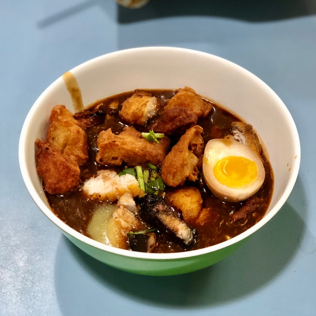 Famous Amoy Street Lor Mee $4.30
