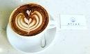 Atlas CoffeeHouse Singapore ,Toffee Nut Latte.