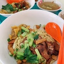 large original thai wanton mee [$5]