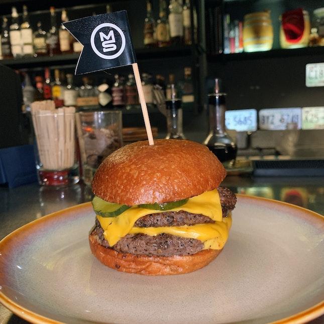 Cheeseburger [$10]