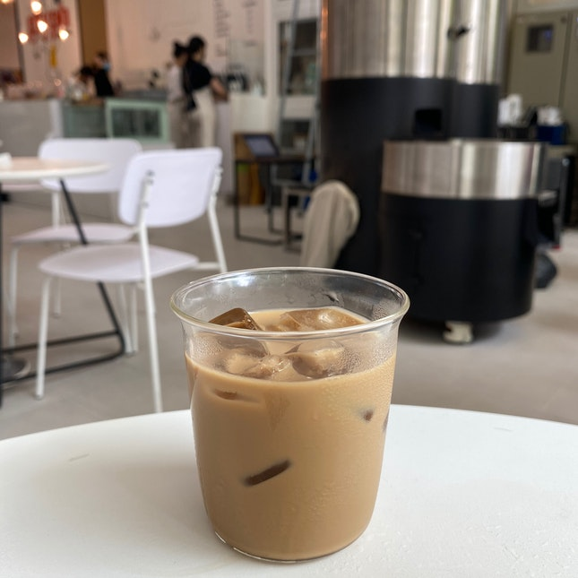 Iced White Cold Brew