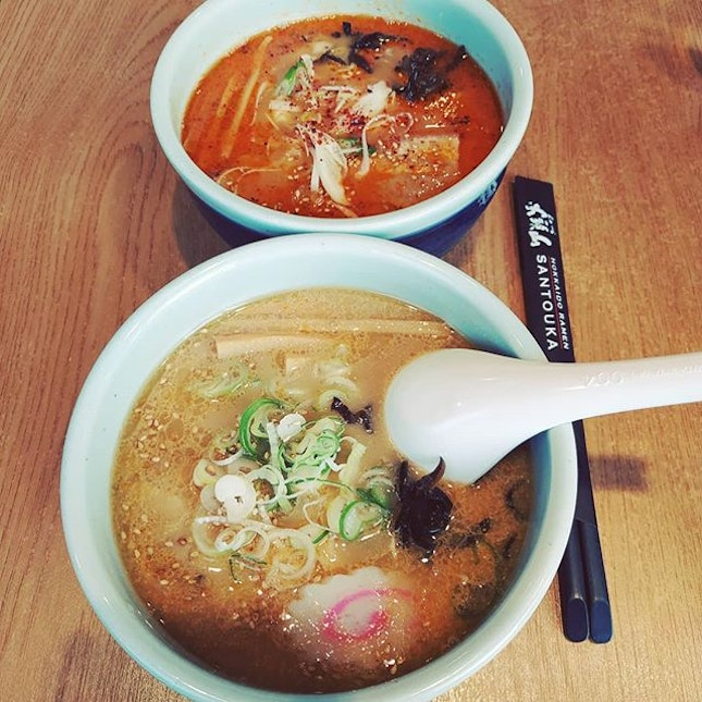 4⭐ Utilised J passport 1 for 1 ramen deal since it's going to expires soon.