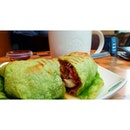 Starbucks Meat Lover Wrap